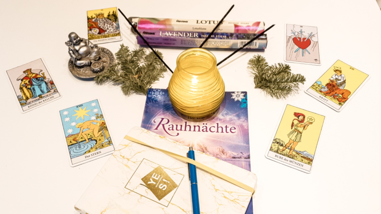 You are currently viewing Die magischen Rauhnächte 2020 – 6 Rituale