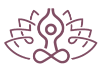 Happy Namasté Yoga Logo